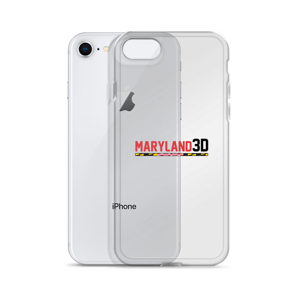 Maryland 3D iPhone Case