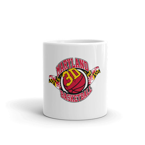 Maryland 3D Mug (Circle Logo)