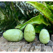 Pure Green Jade Yoni Eggs