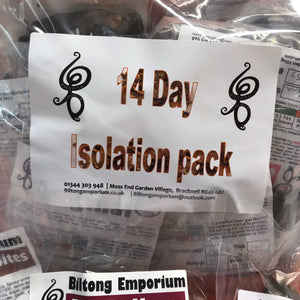 14 Day Isolation Pack