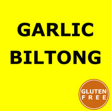 Load image into Gallery viewer, Garlic Biltong