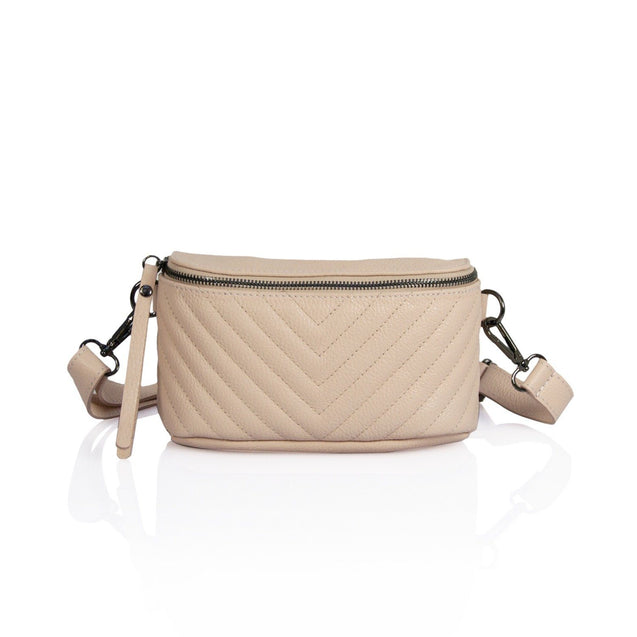 Chevron Don CrossBody