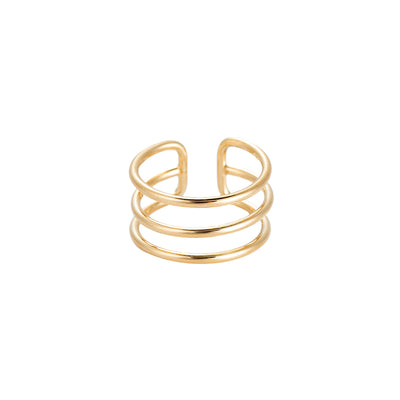 Joyce Ring Gold - Claide.de