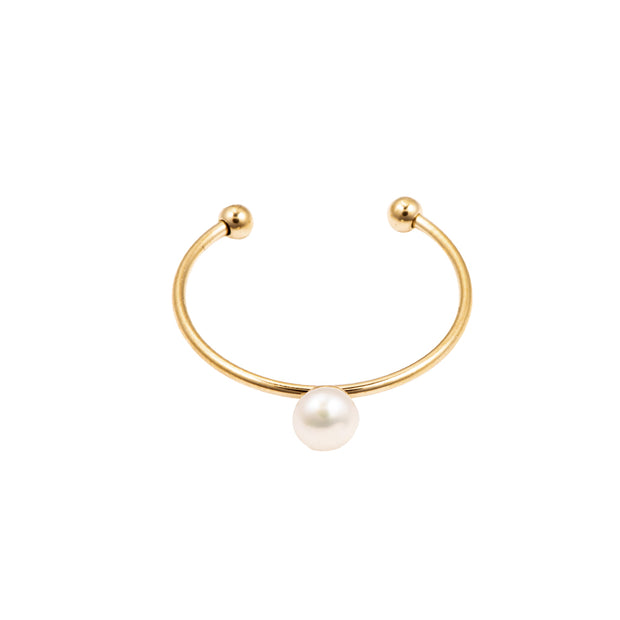 Pearl Ring - CLAIDE