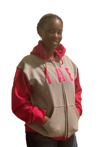 IAE Zip-up Hoodies