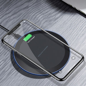 Slimline Rapid Wireless Charger