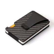 Load image into Gallery viewer, The Elemntal™ Minimalist Carbon Fiber Wallet