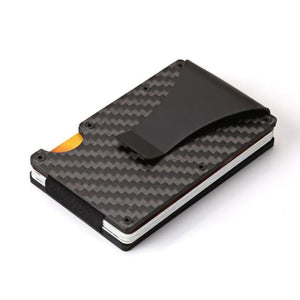 The Elemntal™ Minimalist Carbon Fiber Wallet