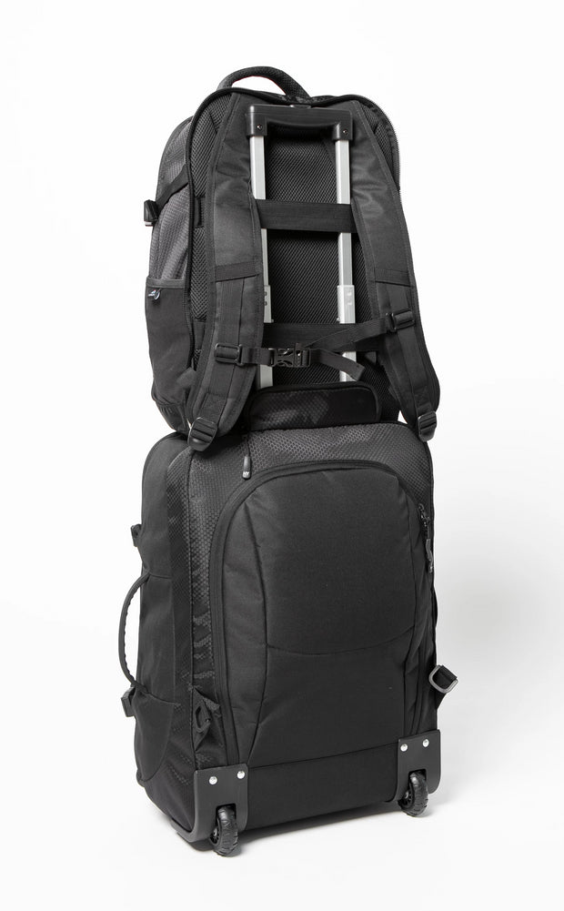 Hypath 2-in-1 Convertible Travel Bag