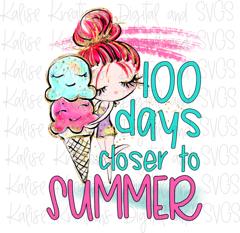 100 days closer to Summer PNG