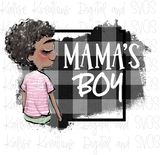 Mama's boy mini bundle PNG