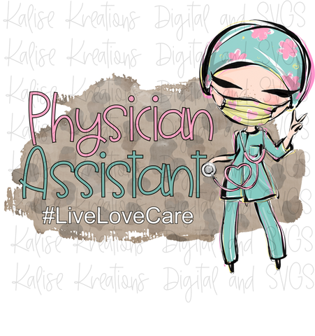 Physician Assistant PNG
