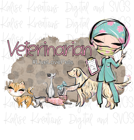 Veterinarian  PNG