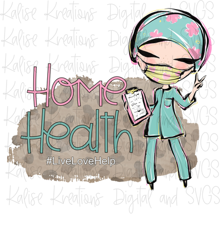 Home Health PNG