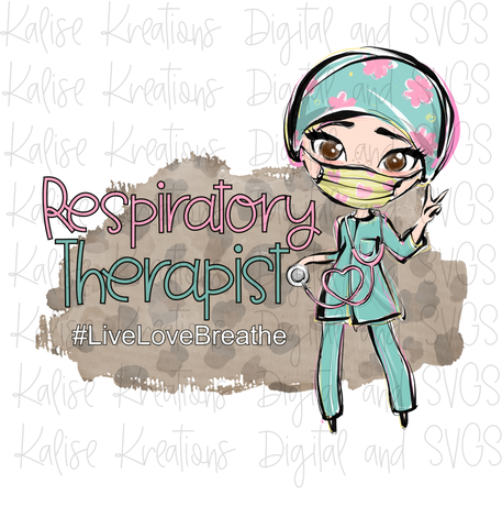 Respiratory Therapist PNG