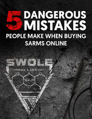 Swole AF Labs 5 Dangerous Mistakes To Avoid Before Buying SARMs Online