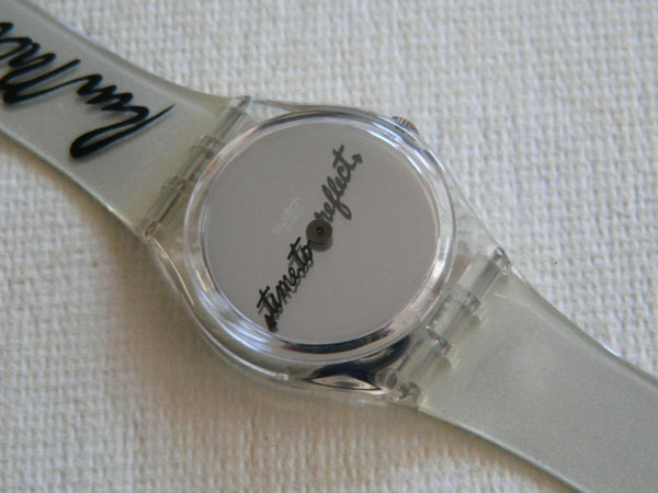 Swatch Time To Reflect GZ143