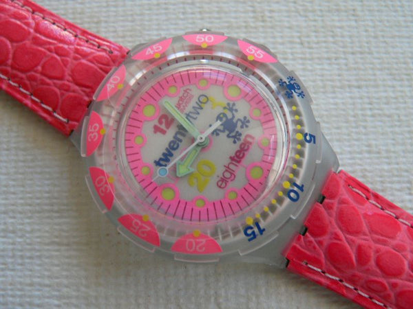Swatch Pink Pleasure SDN900