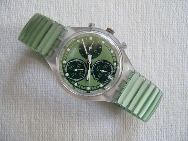 Swatch Virtual Green SCK410