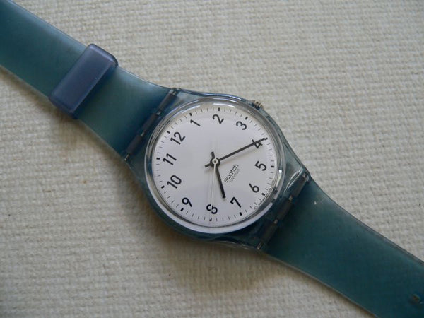 Swatch Smoked Blue GN171
