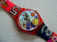 Swatch watch Ultrafunk GR138