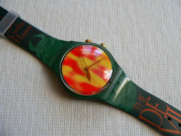 Swatch The Devil GG900