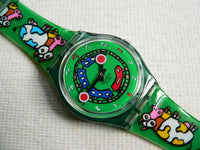 Swatch Crazy Train GG194