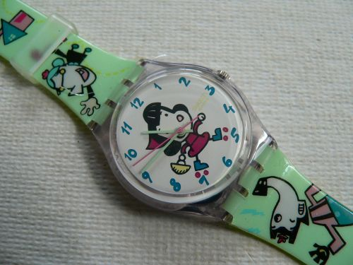 Swatch Happiness GP116