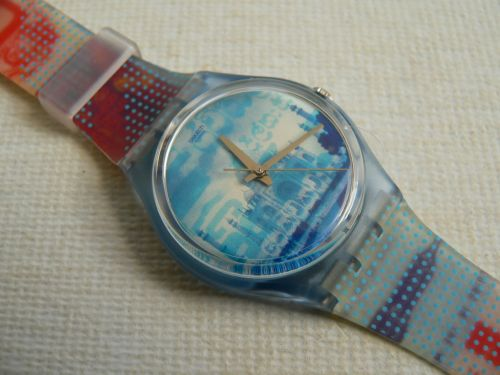 Swatch Travel Diary GN195