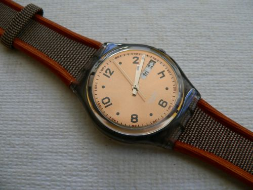 Swatch Casual Suit GM719