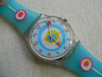 Swatch Minty Mouthful GE157