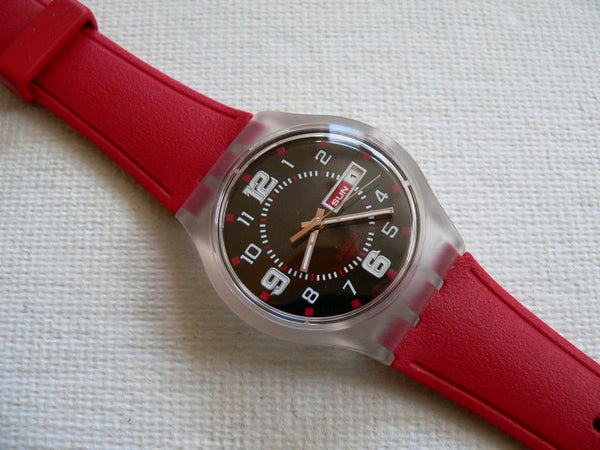 Swatch Ruby Touch SUJK701