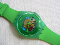 Swatch SUOG103 Green Lacquered