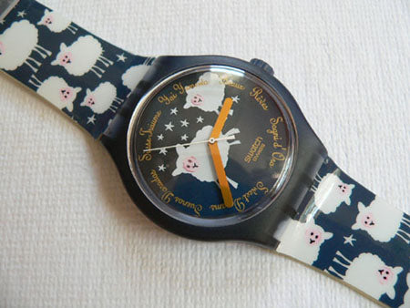 Black Sheep Too SUDN101 Swatch