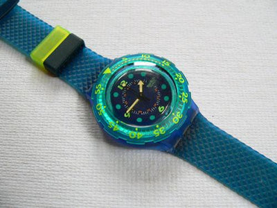 Blue Moon SDN100 Swatch Watch