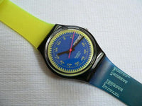 Blue Neptun GB718 Swatch Watch