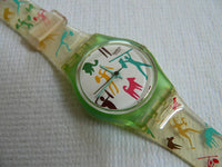 Bongo Swatch Watch (Please read)