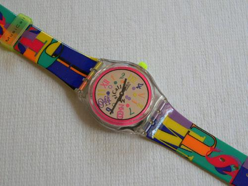 Swatch Boogie Mood SLK104PACK