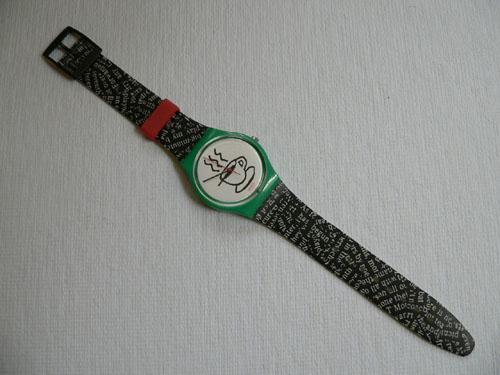 Swatch Cappuccino GG121