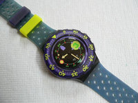 Captain Nemo SDB101 Swatch Watch