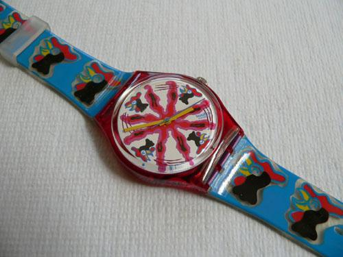 Chicchirichi GR112 Swatch