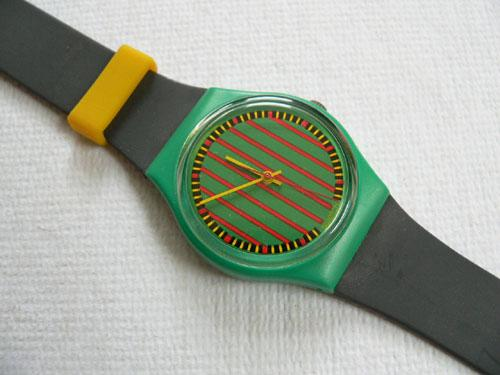 Clubstripe No Date Swatch
