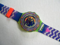 Coming Tide Swatch Watch