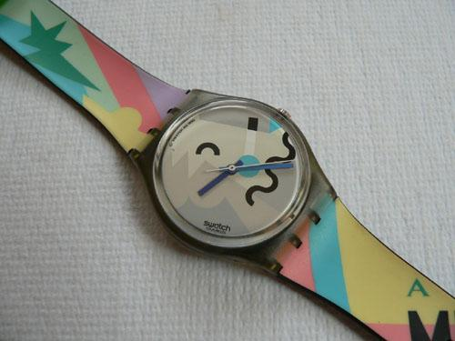 Cosmesis Swatch Watch