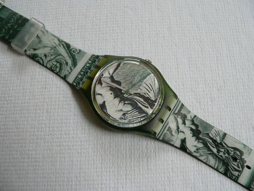 Cupydus GG112 Swatch Watch
