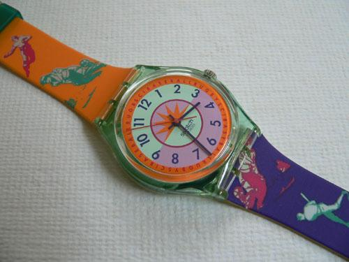 Curling GG117 Swatch