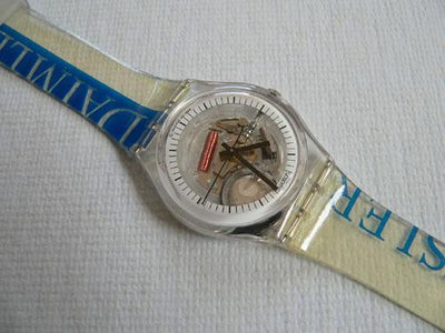 Daimler Chrysler Swatch GZ157