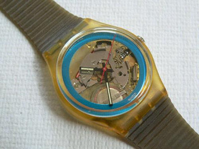 Disque Blue Swatch