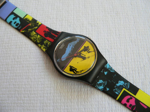 Frozen Dreams LB120 Swatch Watch