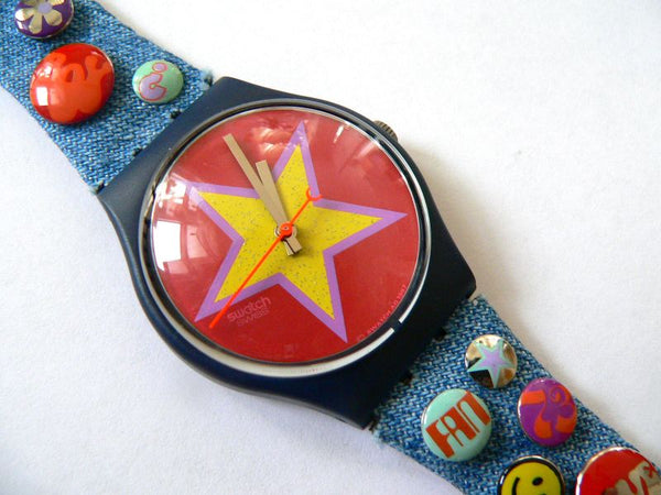Stars & Pins GI101 Swatch